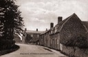 Longworth Church Lane as it Once Was