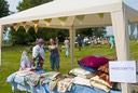 Longworth Fete Handicrafts Stall